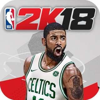 NBA 2K18 PAID APP