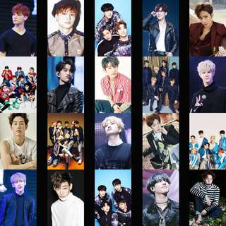 GOT7 Photocards (unofficial)