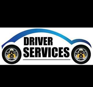 Service hantar barang / Driver