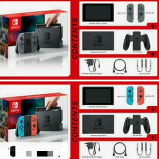 Nintendo Switch (Trade In Promotion)