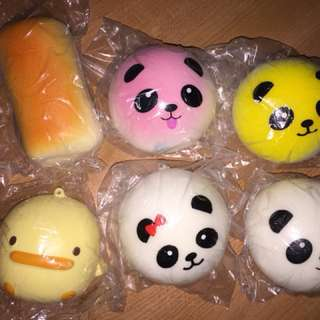 Assorted Squishies ~ $4 Each