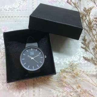 🉐️韓系 簡約手錶 太空灰 禮物首選