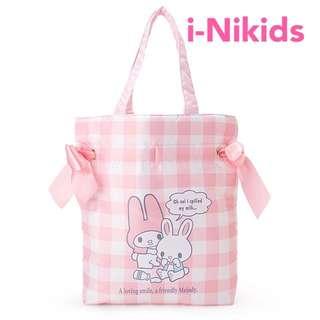 🇯🇵日本直送 - 原裝日版 Sanrio - My Melody 美樂蒂上膊手挽袋