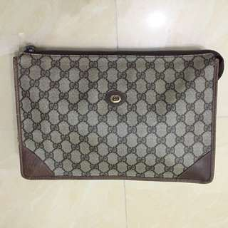 Gucci Vintage Clutch Bag
