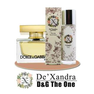 DeXandra (Inspired) - The One by Dolce & Gabanna For Her