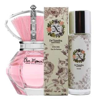 DeXandra (Inspired) - Our Moment by One Direction