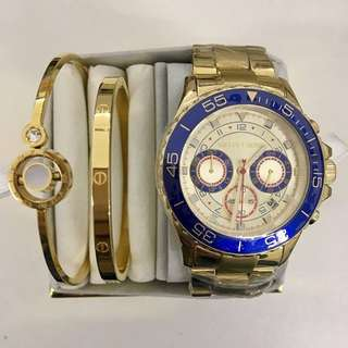 Michael Kors Watch Set