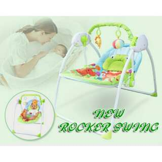 New Rocker Swing