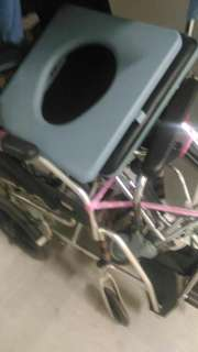 Wheel chair still good condition to give away  whole set who needed pm for sincere needed