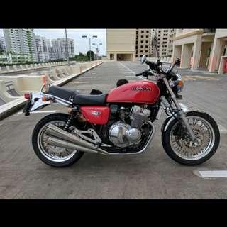 [Reserved] CB400 Four NC36 Honda