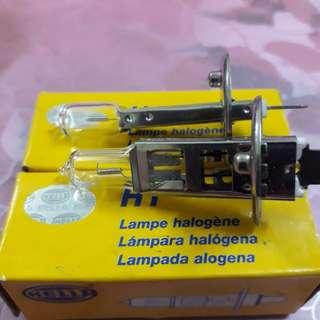 Hella H1 12V55W ×2 (ori germany)