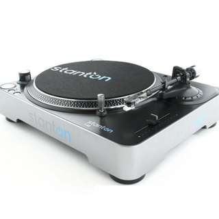 STANTON DIRECT DRIVE TURNTABLE (UP $549) WAREHOUSE PRICE $199