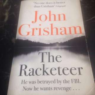 The Racketeer by John Grisham (One day Special Offer!)