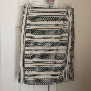 The Loft Pencil Skirt size 0
