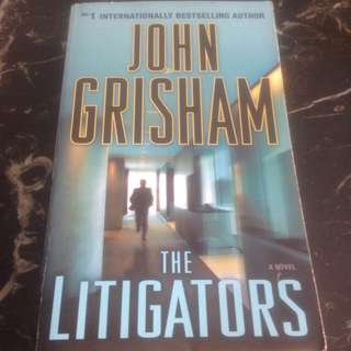 The Litigators by John Grisham (One day Special Offer!)