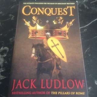 CONQUEST by Jack Ludlow (Special Offer!)