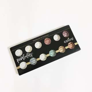 coliro finetec pearl watercolors set of 12