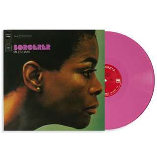 Miles Davis ‎– Sorcerer (2017 US Remastered Reissue – Limited Edition ORCHID PURPLE 180g Vinyl)