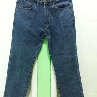 Celana Jeans Blue Chaser Basic Unisex