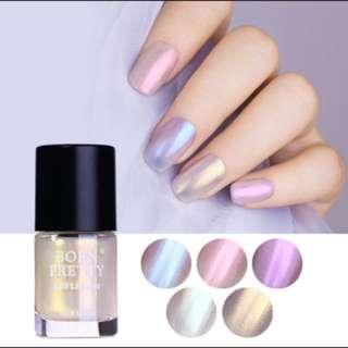 PRE-ORDER: Pearl Polarized Nail Polish