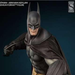 Batman Arkham Asylum Sideshow