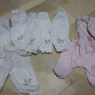 Take all pajamas and dress 0-3 mos