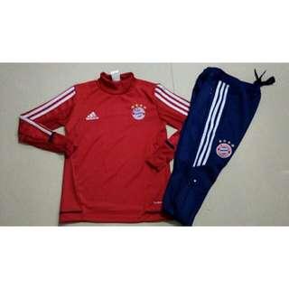 17/18 Bayern Munich Kids Training Suit