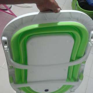 baby bath tub protable