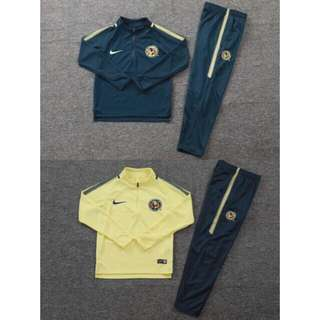 17/18 CF America Kids Training Suit