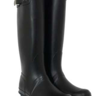 Tall Hunter Boots size 7