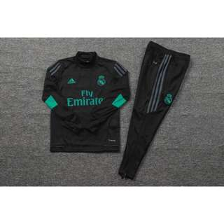 17/18 Real Madrid Kids Training Suit
