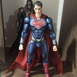 Playarts kai Superman