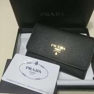 Prada Card Holder 小銀包
