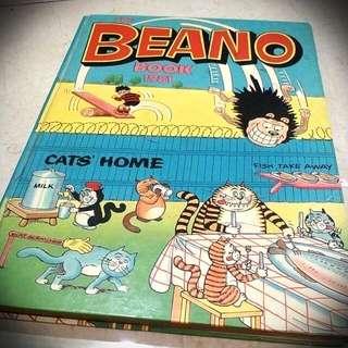 THE BEANO BOOK 1981