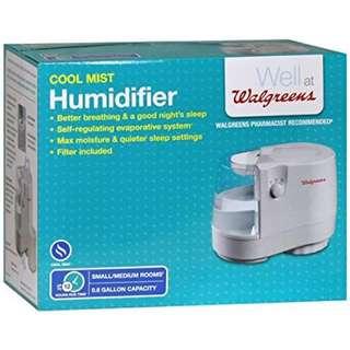 Walgreens Variety Humidifiers (Cool Mist Humidifier