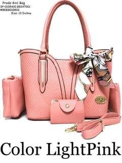Prada 4in1 bag size : 13 inches
