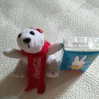 可口可樂熊磁石 Coca Cola Bear Magnet