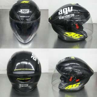 Agv Project 46 Open Face