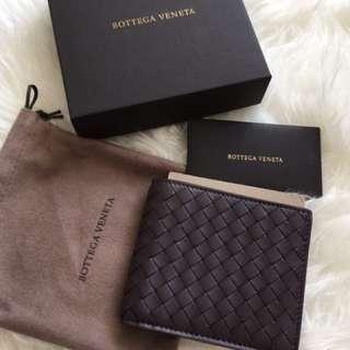 Bottega Veneta 男裝銀包 皮包 wallet Bv