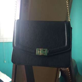 F21 Cross body structured bag