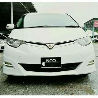 Sambung bayar Toyota estima 2.4 acr50 2012