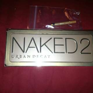 URBAN DECAY NAKED 2 PALET