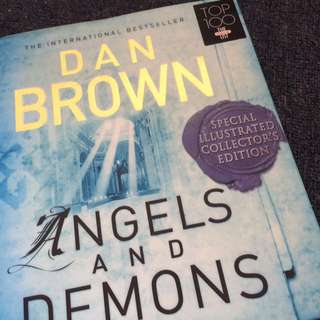ANGELS AND DEMONS of DAN BROWN