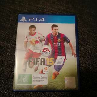 PlayStation 4 PS4 fifa