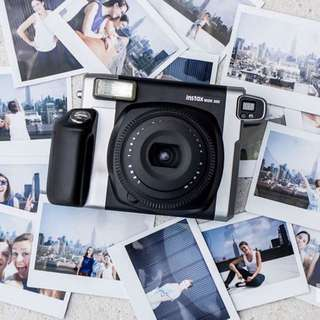 Fujifilm instax 300 Wide Polaroid camera