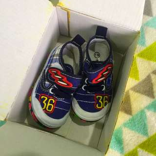 Jumping kids by smalltime Baby Shoes ( 6 Months till 12 Months )