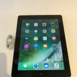APPLE IPAD 4 16GB/W CHARGER