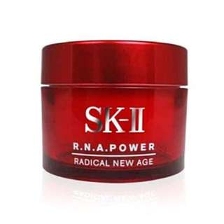 SK-II R.N.A. POWER RADICAL NEW AGE Moisturising Cream 15g