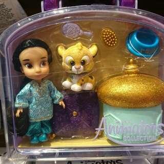 🚚 迪士尼茉莉公主手提玩具