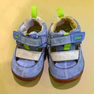 Clark's First Shoes ( 3 Months till 10 Months )
